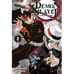 Demon Slayer T02 (Kimetsu no Yaiba) - Ed. Panini