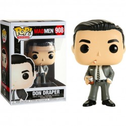 Funko Pop TV Mad Men - Don Draper