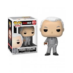 Funko Pop TV Mad Men - Roger Sterling