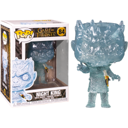Funko Pop TV Game of Thrones - Night King with dagger in chest
