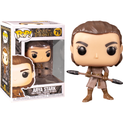 Funko Pop TV Game of Thrones - Arya with two headed spear