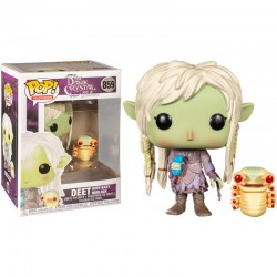Funko Pop TV The Dark Crystal - Deet with baby Nurlock