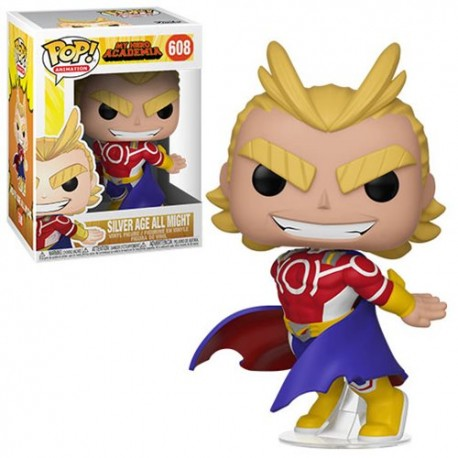 Funko Pop Manga - My Hero Academia - All Might Silver Age