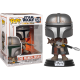 Funko Pop Star Wars - The Mandalorian - The Mandalorian