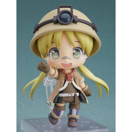 Nendoroid Made in Abyss - Riko - 10cm - Good Smile Company