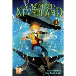 The Promised Neverland T11 - Ed. Kazé
