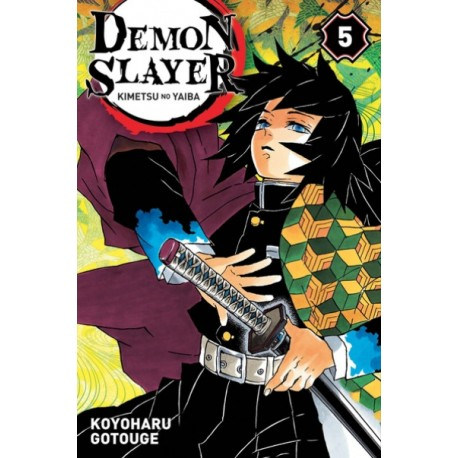 Demon Slayer T05 (Kimetsu no Yaiba) - Ed. Panini