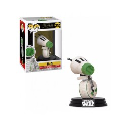 Funko Pop Star Wars 9 - D-0