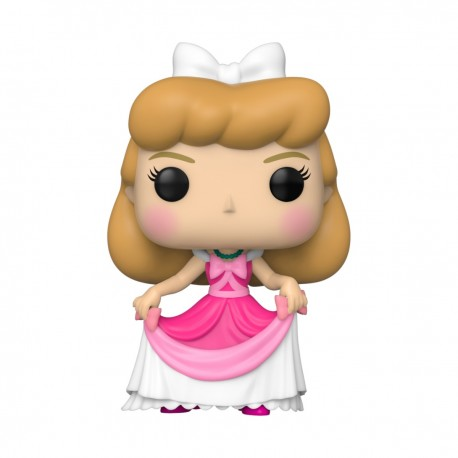 Funko Pop Disney - Cendrillon in pink dress