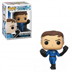 Funko Pop Marvel Fantastic Four - Mister Fantastic