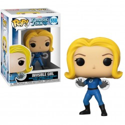 Funko Pop Marvel Fantastic Four - Invisible Girl