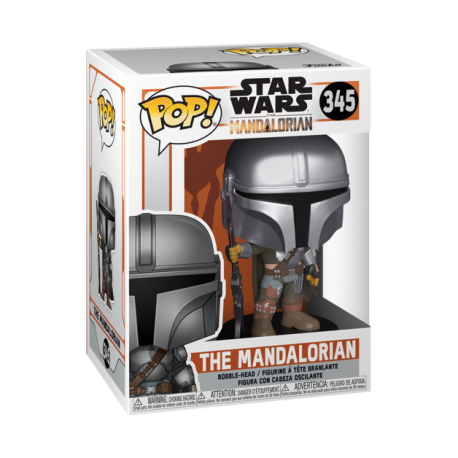 Funko Pop Star Wars - The Mandalorian (N°345)