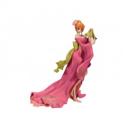 Figurine One Piece Waso Komachi Nami rose 20cm Banpresto