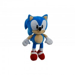 Peluche officielle Sonic the Hedgehog 27cm