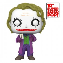 "Funko Pop DC Comics Batman The Joker TDK 10"" oversized 25cm - Prix préco"