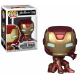 Funko pop Marvel Gameverse Iron Man