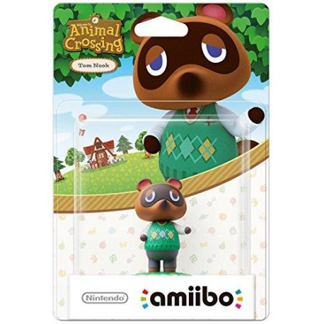 Figurine Amiibo Animal Crossing Tom Nook - Nintendo