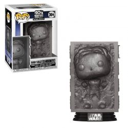Funko Pop Star Wars Han Solo in carbonite