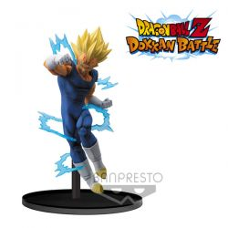 Figurine DBZ Dokkan Battle Collab Majin Vegeta 14cm Banpresto