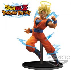 Figurine DBZ Dokkan Battle Collab Super Saiyan 2 Goku 15cm Banpresto