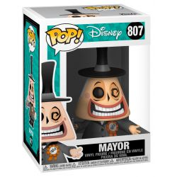 Funko Pop Disney Nightmare Before Christmas Mayor with megaphone