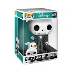 Funko Pop Disney Nightmare Before Christmas Jack Skellington & Zero 10""