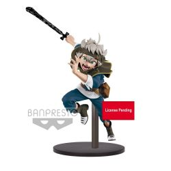 Figurine Black Clover  Asta version A  13cm