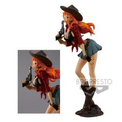 Figurine One Piece - Treasure Cruise - Nami 19cm