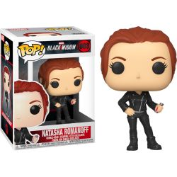 Funko Pop Marvel Movie Black Widow  Street