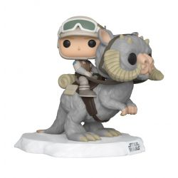 Funko Pop Star Wars Rides Luke on Tauntaun