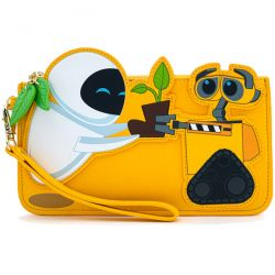 Portefeuille Disney Loungefly Wall-E & Eve Plant Boot