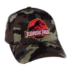 Casquette camouflage Jurassic Park