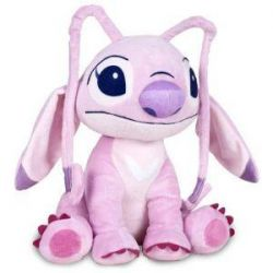 Peluche Sonore Disney - Stitch - Angel - 30cm - Produit officiel