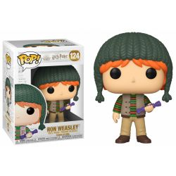 Funko Pop Harry Potter - Holiday Ron Weasley