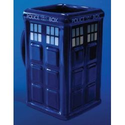 Mug Doctor Who Tardis 3D