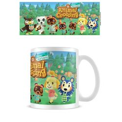 Mug Animal Crossing Lineup 315ml