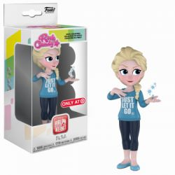 Figurine Funko Rock Candy Comfy Princess Elsa