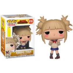 Funko Pop My Hero Academia Himiko Toga with face cover