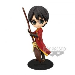 Figurine QPosket Harry Potter Quidditch 14cm