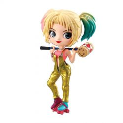 Figurine QPosket Birds of Prey Harley Quinn 14cm
