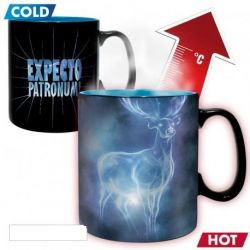 Mug thermoréactif 460ml Harry Potter Patronus