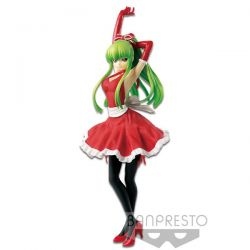 Figurine EXQ Code Geass Lelouch of the Rebellion Apron 18cm