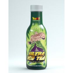 Bouteille Ice Tea Pêche DBZ Broly 50cl