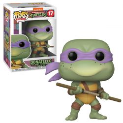 Funko Pop TMNT Tortues Ninja Donatello