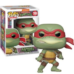 Funko Pop TMNT Tortues Ninja Raphael