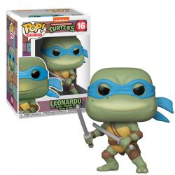 Funko Pop TMNT Tortues Ninja Leonardo
