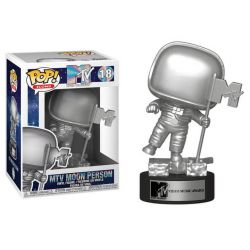 Funko Pop Icons  MTV Moon Person