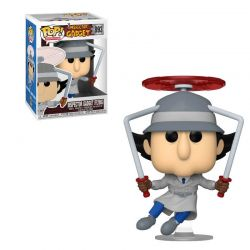 Funko Pop Cartoons Inspecteur Gadget Flying
