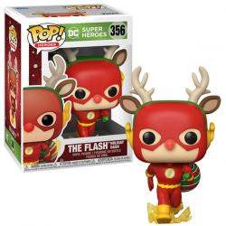 Pop DC Holiday Rudolph Flash