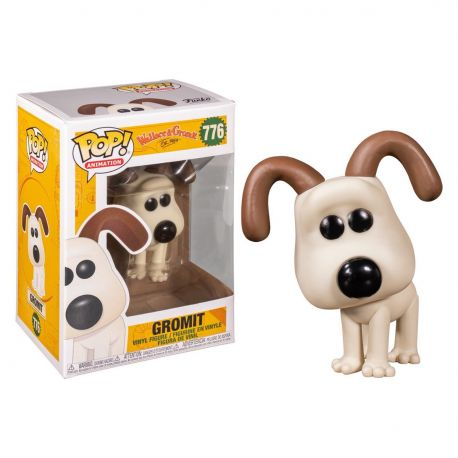 Funko Pop Cartoons Wallace and Gromit - Gromit